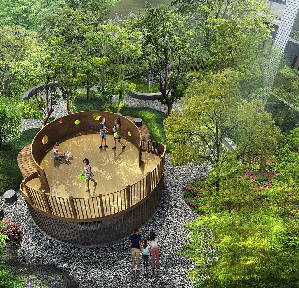 樹屋迷宮-久樘開發-草屯新案-2600坪泳池莊園 2-3房 精裝修度假宅
